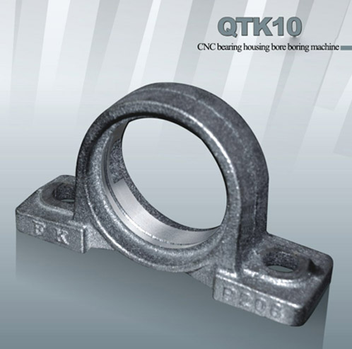 QTK Series CNC bearing housing bore boring machine