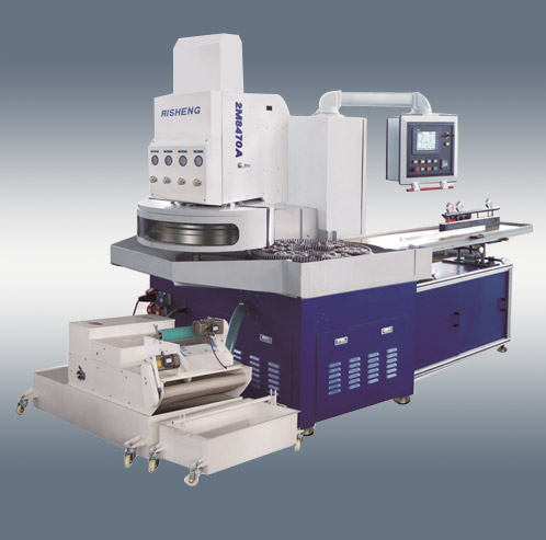 2M8470A Double-sided grinding machine